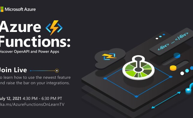 Azure Functions: Discover OpenAPI and Power Apps