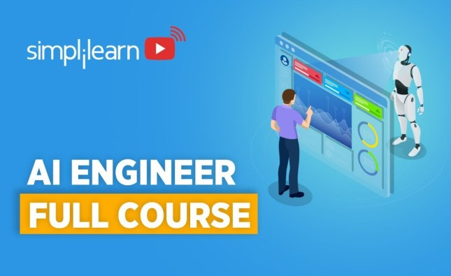 Become an AI Engineer Full Course by Simplilearn