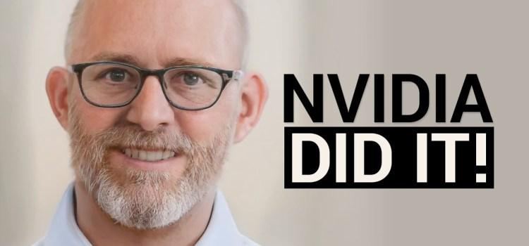 NVIDIA's Face Generator AI Is Next Level