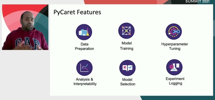 Machine Learning with PyCaret