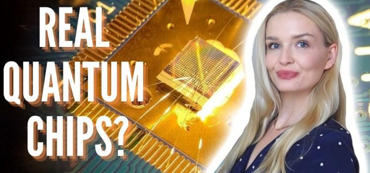 Quantum Computing Hardware and Platforms