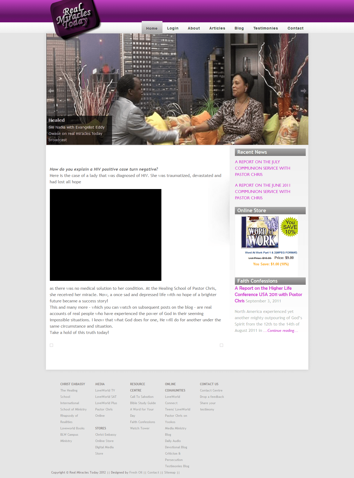Portfolio of a Web Designer in Nigeria || Frank Waive Jr