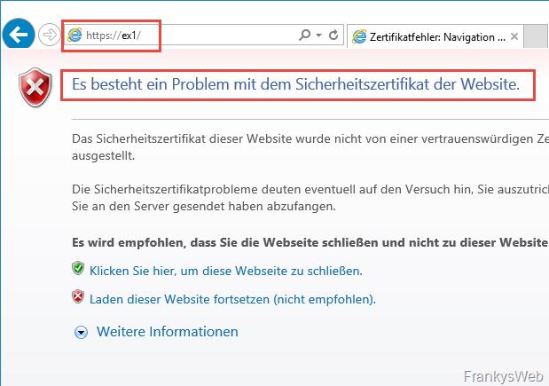 Firefox ssl zertifikat fehler ca zertifikate löschen android