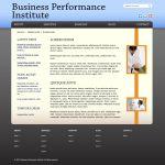 BPI services webpage proposal