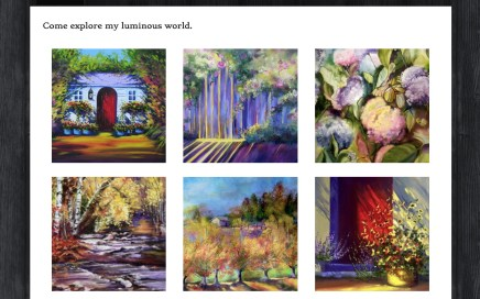Liz Kalish Paintings home page