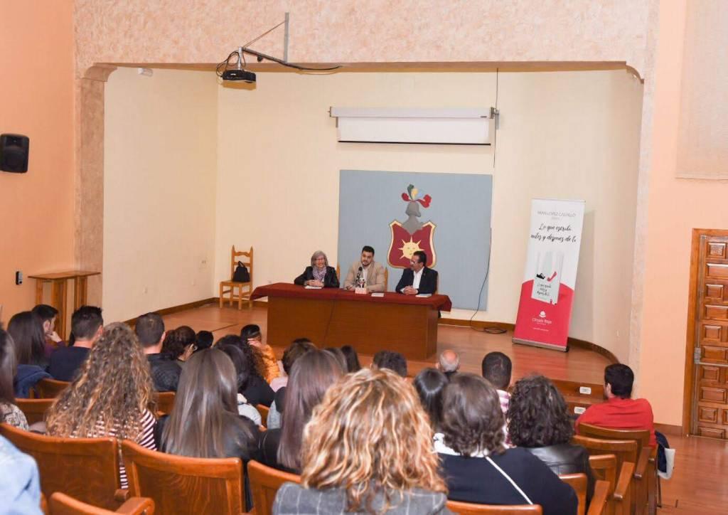 Presentación Fran López Castillo