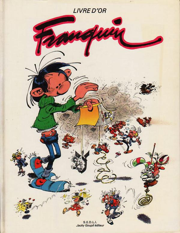 Livre d'Or Franquin