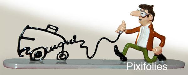 Franquin Signature Téléguidée