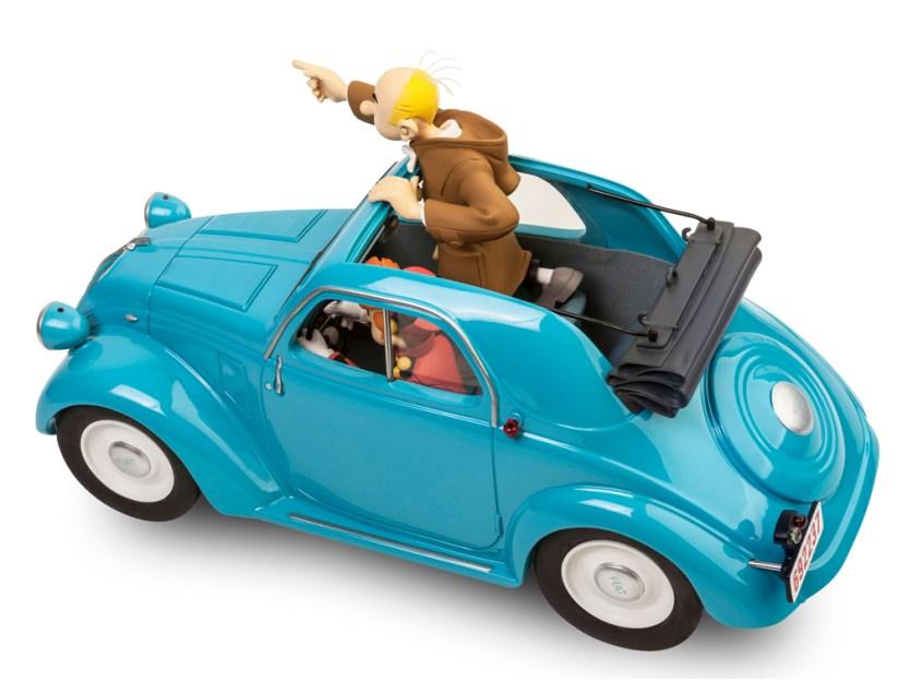 Fiat Topolino 1937 - Franquin