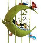 Gaston dans le nid des bébés Marsupilami - Fariboles
