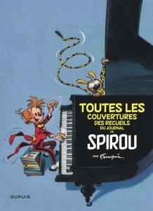 COUVERTURES JOURNAL DE SPIROU PAR FRANQUIN