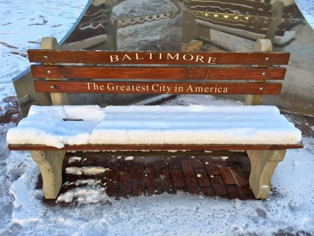 Baltimore - The Greatest City in America