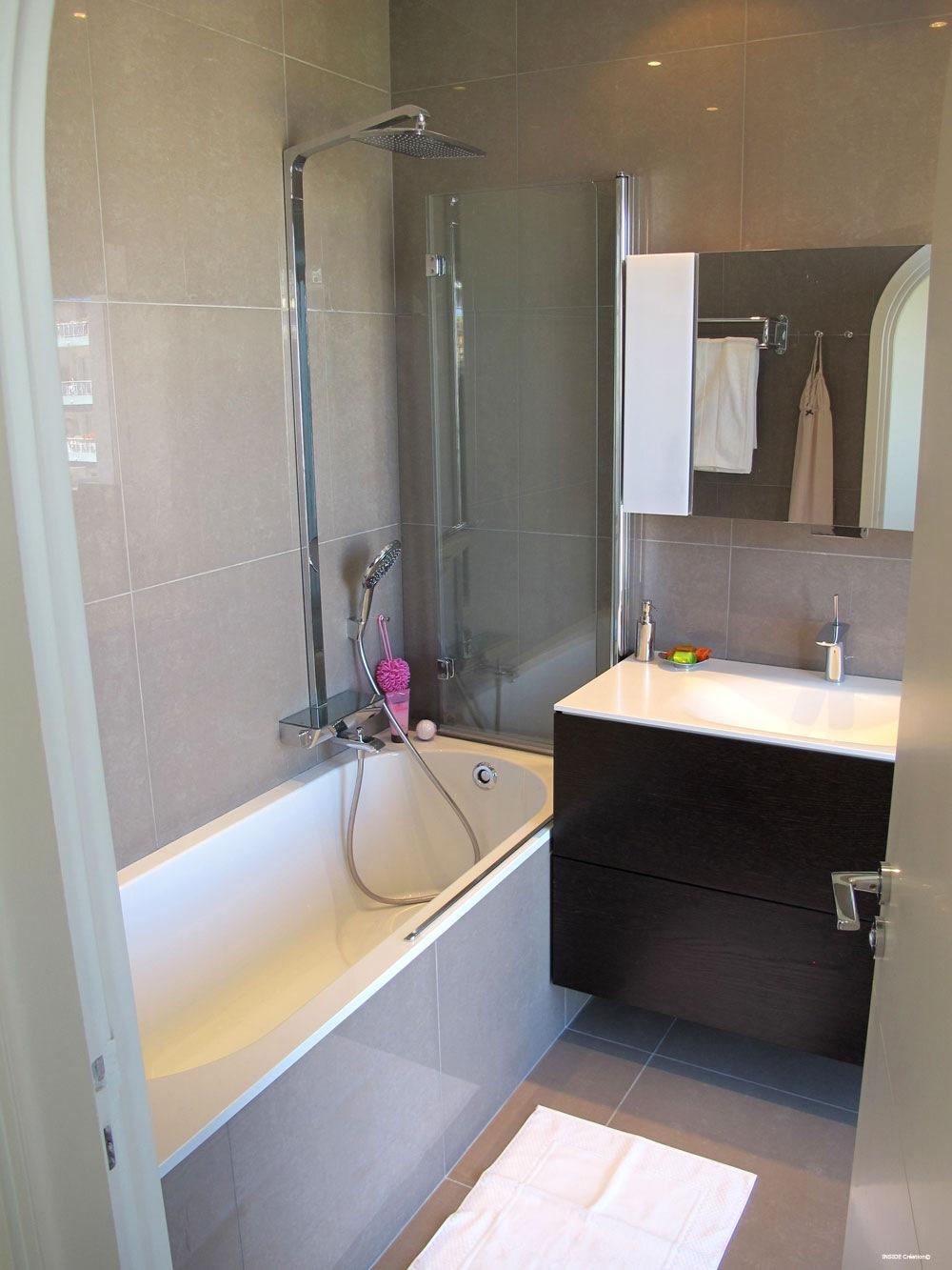 vitre salle de bain unique mervillux