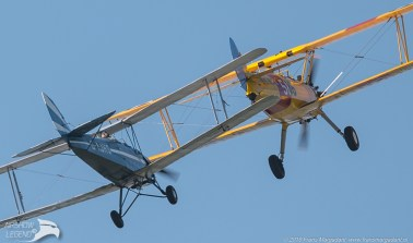 DH82a Tiger Moth Formation Airshow Legend