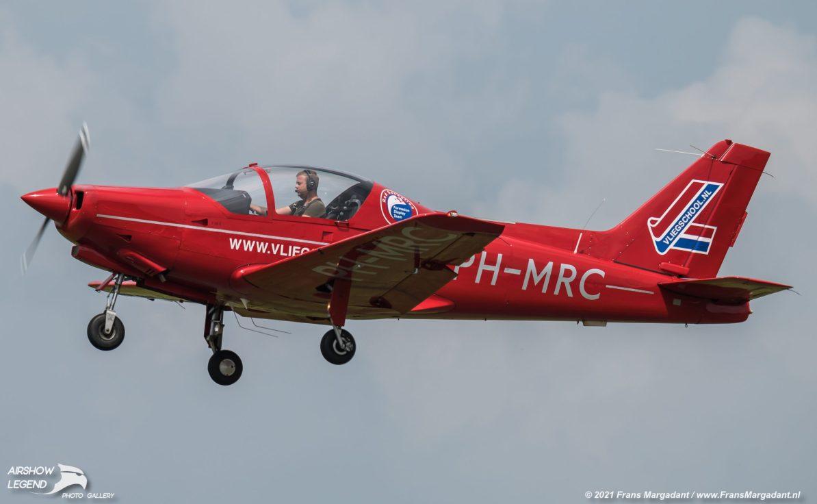PH-MRC General Avia F.22 C Airshow Legend