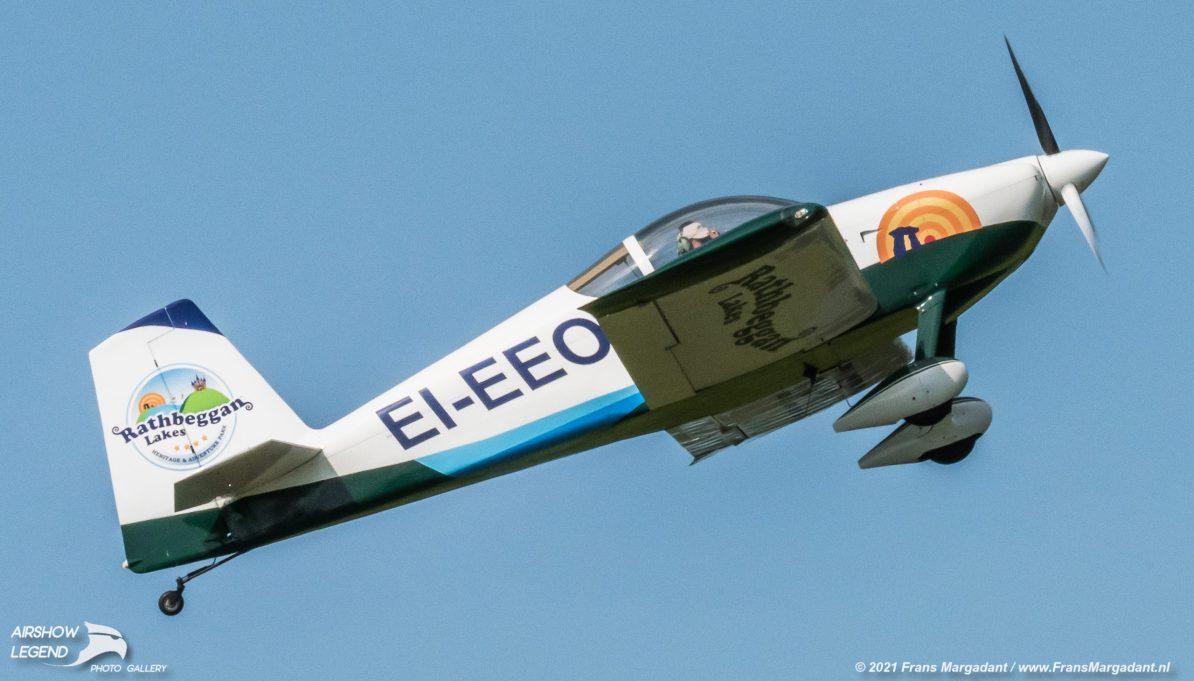 EI-EEO Vans RV-7 Airshow Legend