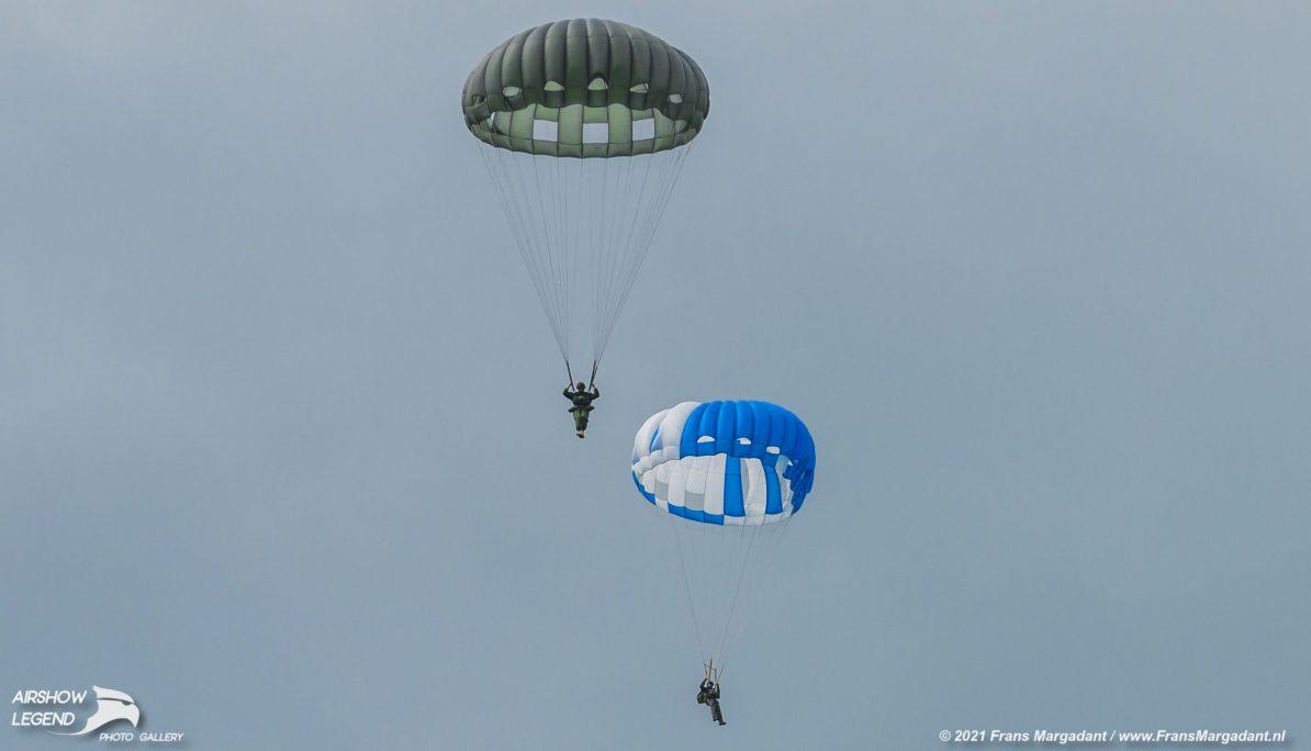 Para ronde bollen Airshow Legend