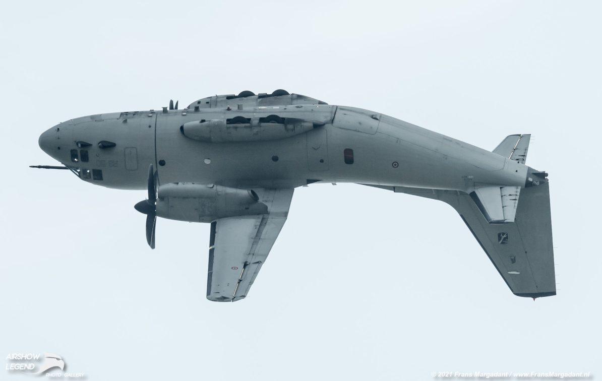 ITAF C-27 Spartan Airshow Legend