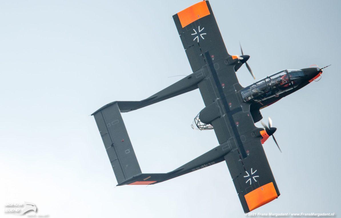 OV-10B Bronco Demo Team Airshow Legend