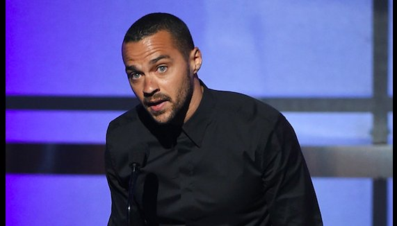 Jesse Williams Makes Waves for Controversial Stance on the NFL's Pregame National Anthem