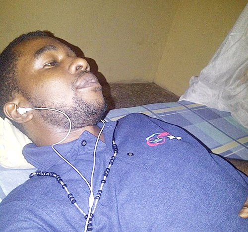 Ibrahim, Stella Monye's son, is in the throes of pains.  Don't let him die