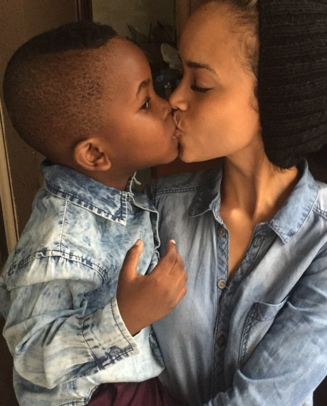 Throwback Pix: Is There Anything Wrong With This Kiss