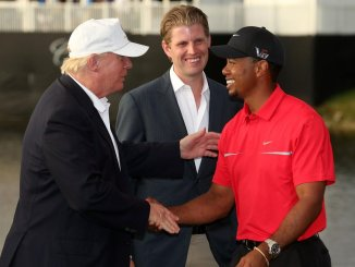 Donald Trump Praises Tiger Woods