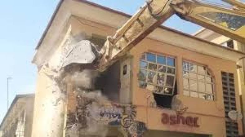 Shari'a Council lauds el-Rufai for demolishing 'sex party' hotel |  Blueprint Newspapers Limited