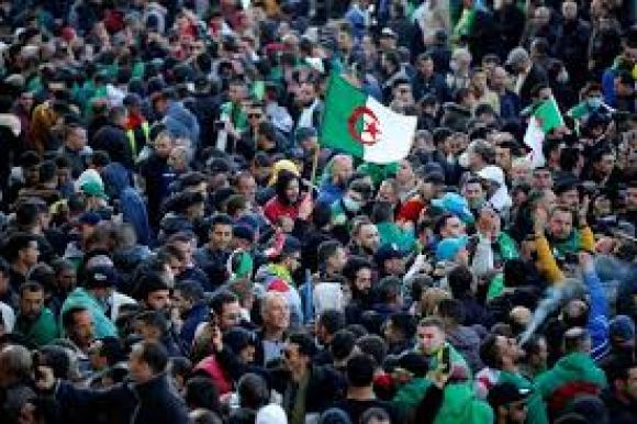 Image result for Algeria releases 33 activists by presidential amnesty