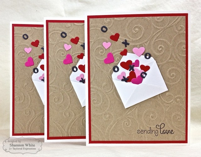 Taylored Expressions Cutting Die Mini Envelope