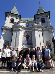Národní františkánská pouť na sv. Hostýn 2021 @ Bystřice pod Hostýnem