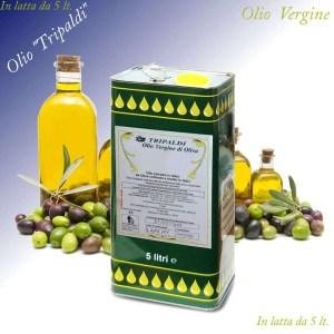 olio vergine di oliva