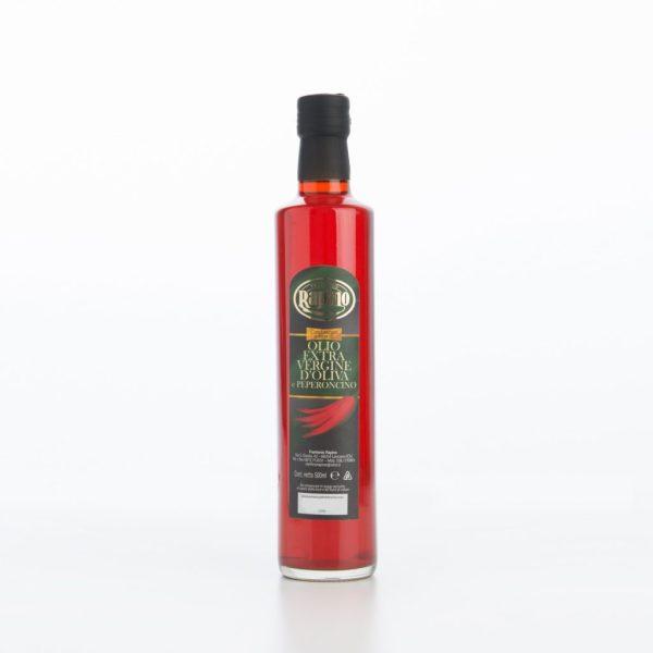 Condimento Olio Extra Vergine D'Oliva e Peperoncino