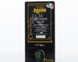 Olio Extra Vergine D'Oliva Opus Terrae in Bag in Box di Cartone