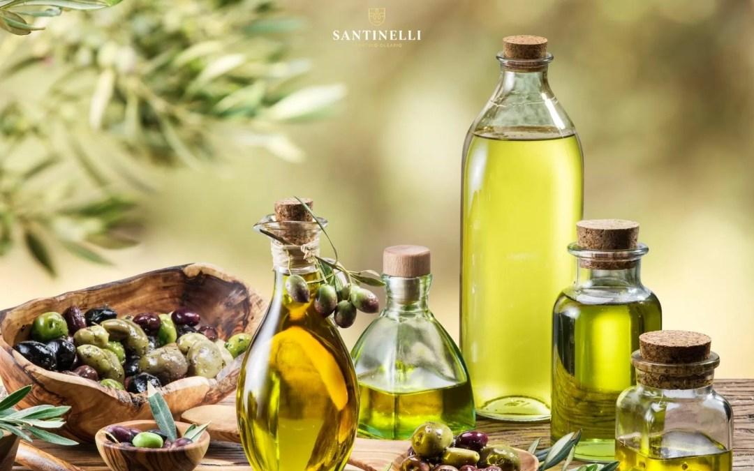 Proprietà cosmetiche dell'olio d'oliva
