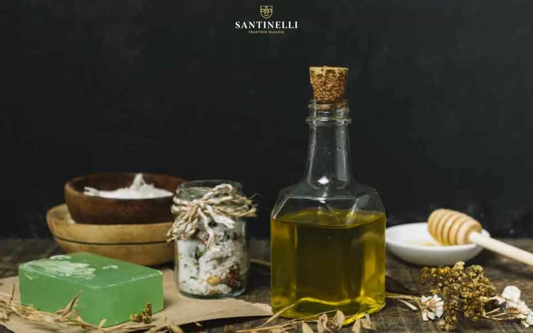 Olio d'oliva: benefici per capelli, viso e corpo