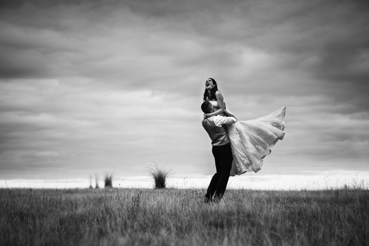Sesión de fotos de post boda: Momentos especiales tras el gran día