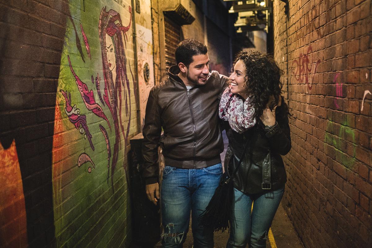 Por qué debes hacerte unas fotos de Navidad en pareja