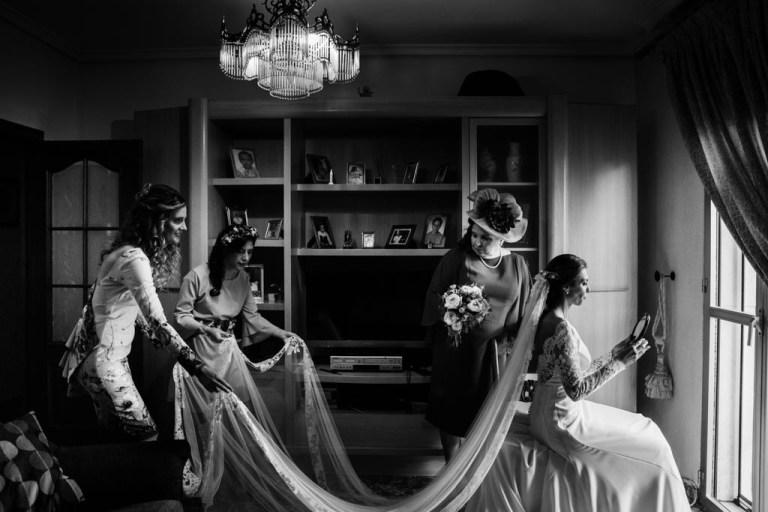 Fotógrafo en Málaga: Los momentos previos a la boda