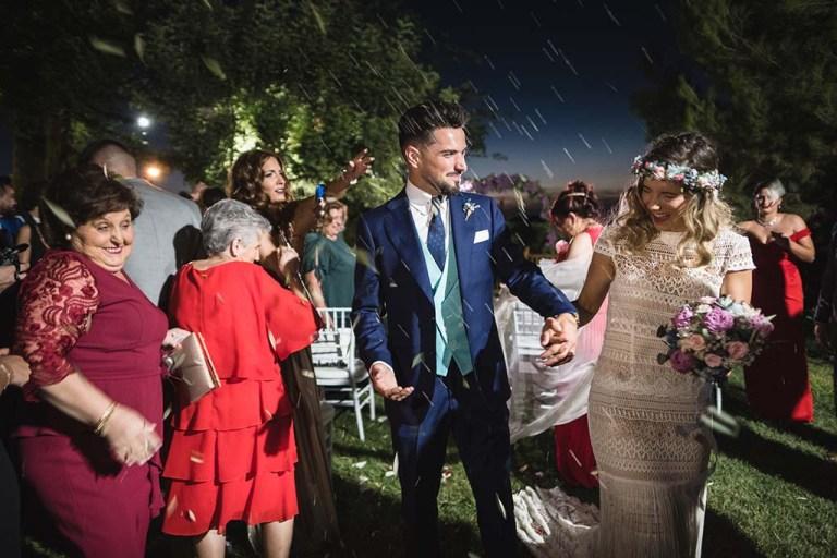 Reportaje de boda en Santaella | Borja & Ana