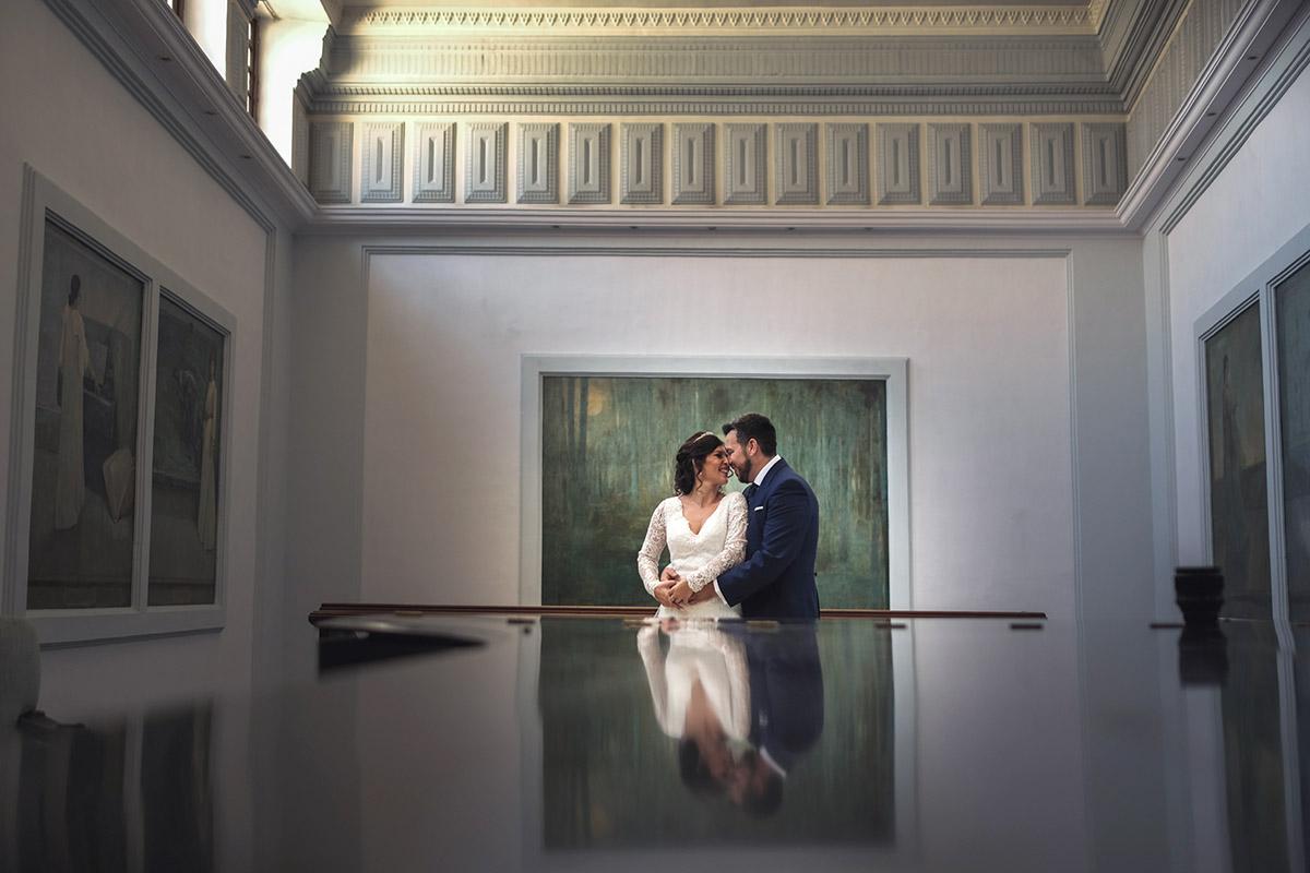 Boda en el Círculo de la Amistad | Javier & Cristina