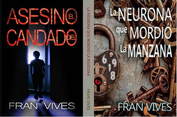 Novel Fran Vives Dark number