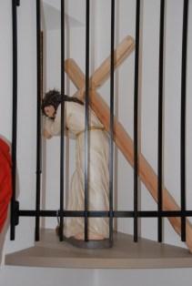 Jesus mit Kreuz