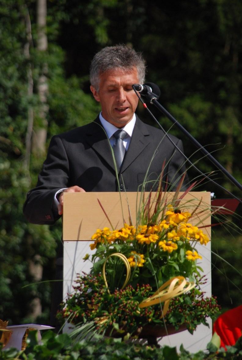 Ansprache des Erbauers Franz Graf zum Thema §218 - Der legale Kindermord in Deutschland