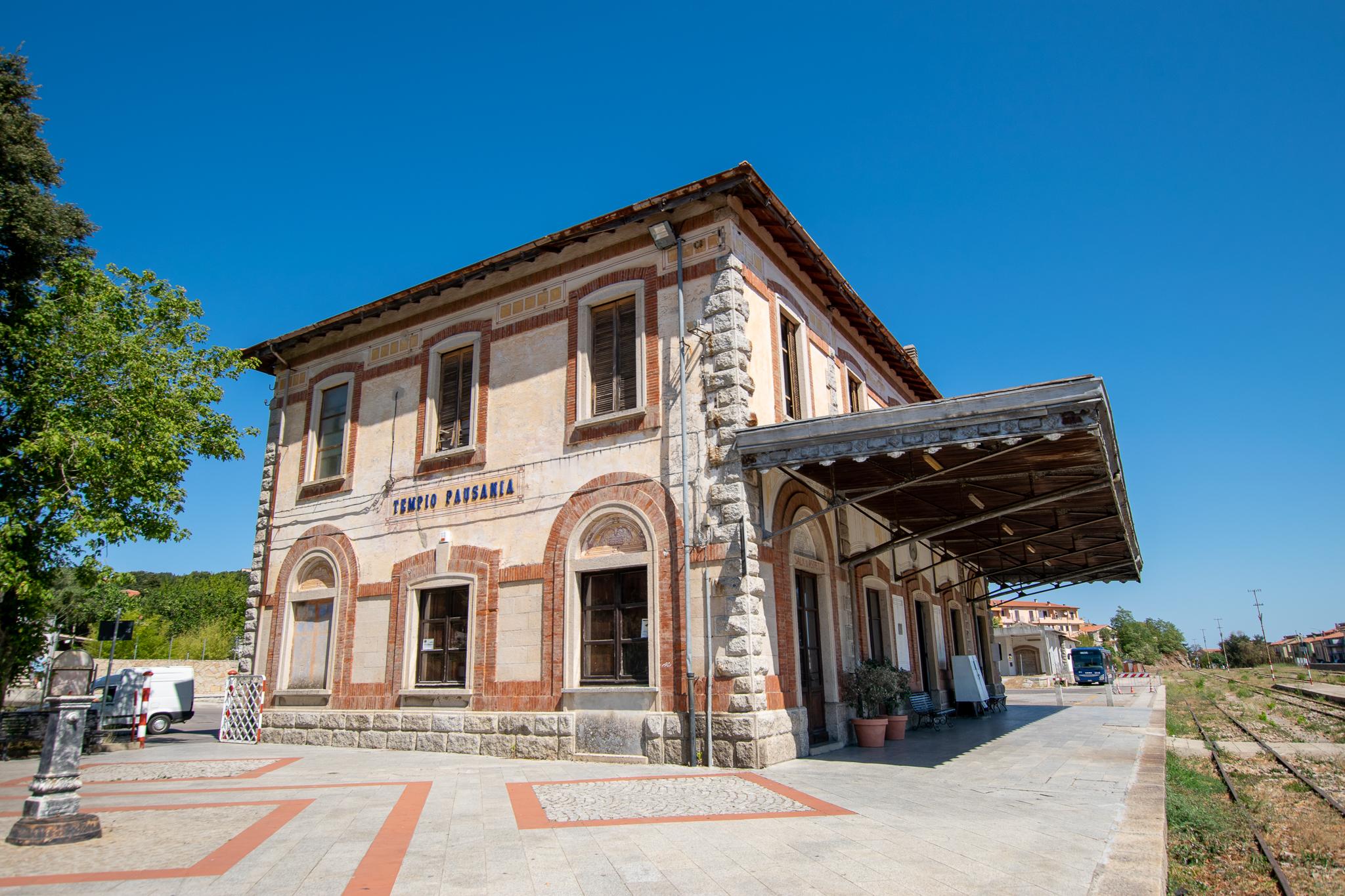 Tempio Pausania, dettagli di Sassari – 27.08.2020