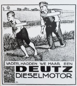 Gefragte Deutz-Motoren