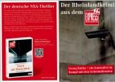 """Postkarte für """"Mord mit Rheinblick"""""""