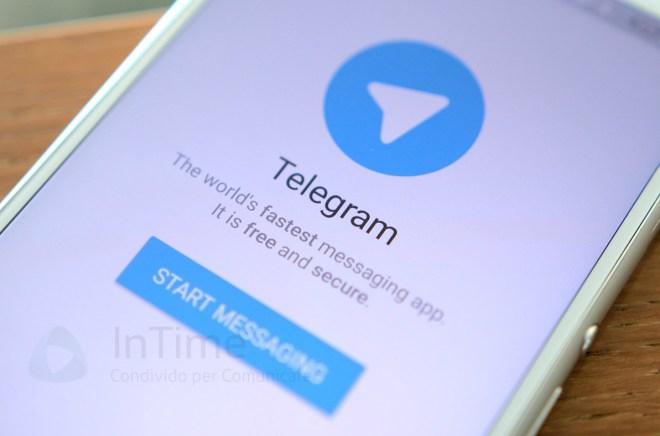 telegram 4.0 app