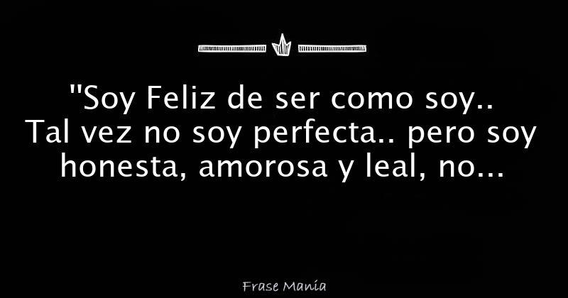 La Mujer Perfecta Frases