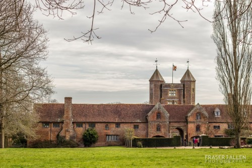 so Sissinghurst is open then
